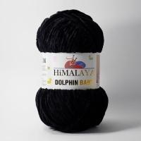 Пряжа Himalaya Dolphin Baby (80311 т.серый)