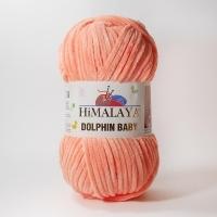 Пряжа Himalaya Dolphin Baby (80355 абрикос)