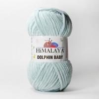Пряжа Himalaya Dolphin Baby (80347 мята)