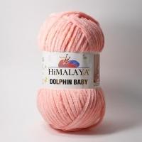 Пряжа Himalaya Dolphin Baby (80346 розовый)