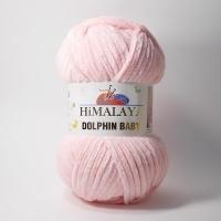 Пряжа Himalaya Dolphin Baby (80319 розовый)