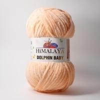 Пряжа Himalaya Dolphin Baby (80323 персиковый)