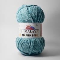 Пряжа Himalaya Dolphin Baby (80354 мята)