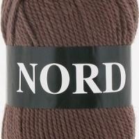 Пряжа Vita Nord (4771 светлое какао)