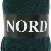 Пряжа Vita Nord (4775 изумрудный)