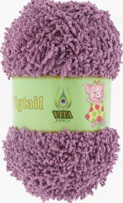 Пряжа Vita fancy Pigtail