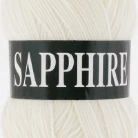 Пряжа Vita Sapphire (1501 белый)