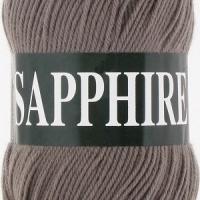 Пряжа Vita Sapphire (1503 мокко)