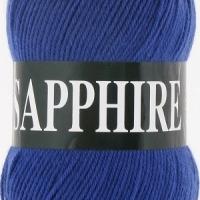 Пряжа Vita Sapphire (1507 синий)