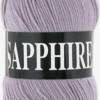 Пряжа Vita Sapphire (1509 св.пыльная сирень)