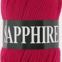 Пряжа Vita Sapphire (1513 красный)