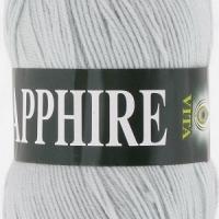 Пряжа Vita Sapphire (1515 серебро)