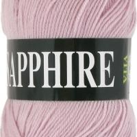 Пряжа Vita Sapphire (1518 нежно-розовый)