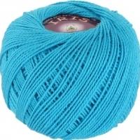 Пряжа Vita cotton Iris (2110 голубая бирюза)