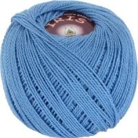 Пряжа Vita cotton Iris (2113 голубой)