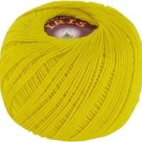 Пряжа Vita cotton Iris (2123 желтый)