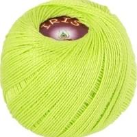Пряжа Vita cotton Iris (2126 салатовый)