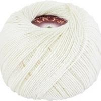 Пряжа Vita cotton Iris (2129 молочный)