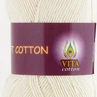 Пряжа Vita cotton Soft cotton (1817 экрю)