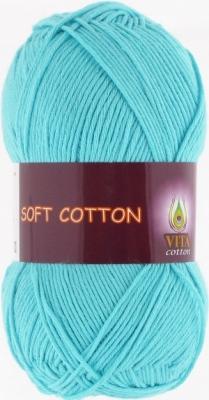 Пряжа Vita cotton Soft cotton