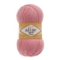 Пряжа Ализе Коттон Голд Плюс (Пряжа Ализе Коттон Голд Плюс, цвет 170 розовый)