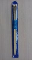 Спицы прямые бамбуковые 35 см 8,0-10,0 мм