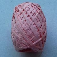 Рафия (Рафия, цвет Нежно розовый)