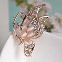 Брошь декоративная Бабочка