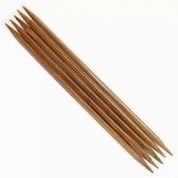 Спицы носочные деревянные 2,0-4,0 мм