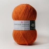 Пряжа Пехорка Ангорская теплая (189 ярко-оранжевый)