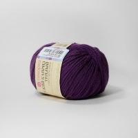 Пряжа Пехорка Детский каприз теплый (698 т.фиолетовый)