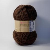 Пряжа Пехорка Осенняя (416св.коричневый)