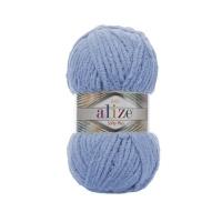 Пряжа Ализе Софти Плюс (112 голубой)