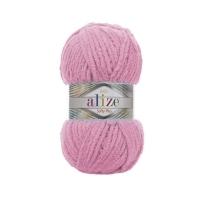 Пряжа Ализе Софти Плюс (185 розовый)