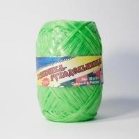 Пряжа Хозяюшка-рукодельница Для души и душа (DD18 зеленый)