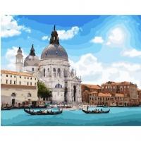 Картина по номерам GX 25815 Венеция 40*50