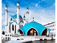 Картина по номерам GX 25043 Казанская Мечеть 40*50