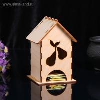 Чайный домик Груша 11х18 см 1490739
