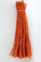 Проволка синельная (оранжевый) металлик, SF-1171