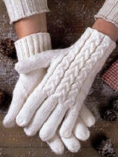 Варежки. Перчатки. Митенки